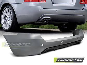 Задний бампер тюнинг обвес BMW E61 Touring стиль M Sport Paket до рестайл