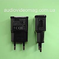 Блок питания USB 5V 2A, черный, реальная сила тока
