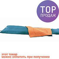 ✅Спальный мешок 190*84 см Bestway BW-68055 спальник на застёжке сумка + подушка HIBERNATOR 200