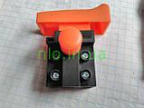 Кнопка болгарки 125 F, фото 5