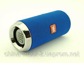 JBL FLLP3+ 6W копія Flip3+, портативна колонка з Bluetooth FM MP3, синя, фото 3