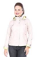 Коллекция весна осень, женская демисезонная куртка Mishele 10014 50, 52 размер