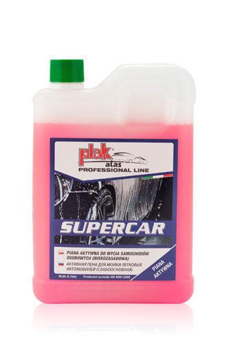 Активная пена Atas Supercar для ручной и автоматизированной мойки