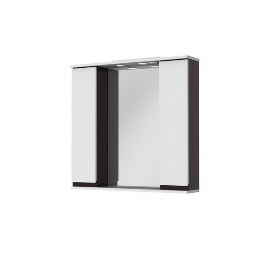 Зеркало Ювента Моника МШНЗ3-100 венге, 1000х830х175 мм