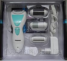 Эпилятор Professional Gemei GM 7006 4in1