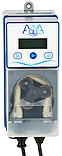 Перистальтический дозирующий насос AquaViva pH/CL 1,5 л/ч (KUPH) с автодозацией, регулируемая скорость, фото 2