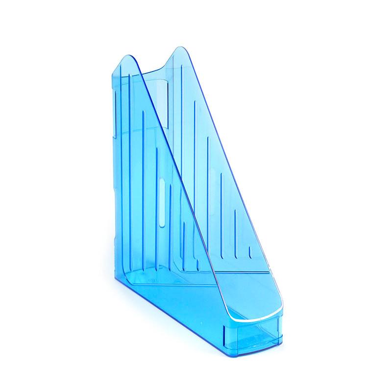 Лоток вертикальный Koh-i-noor прозрачный синий 754121