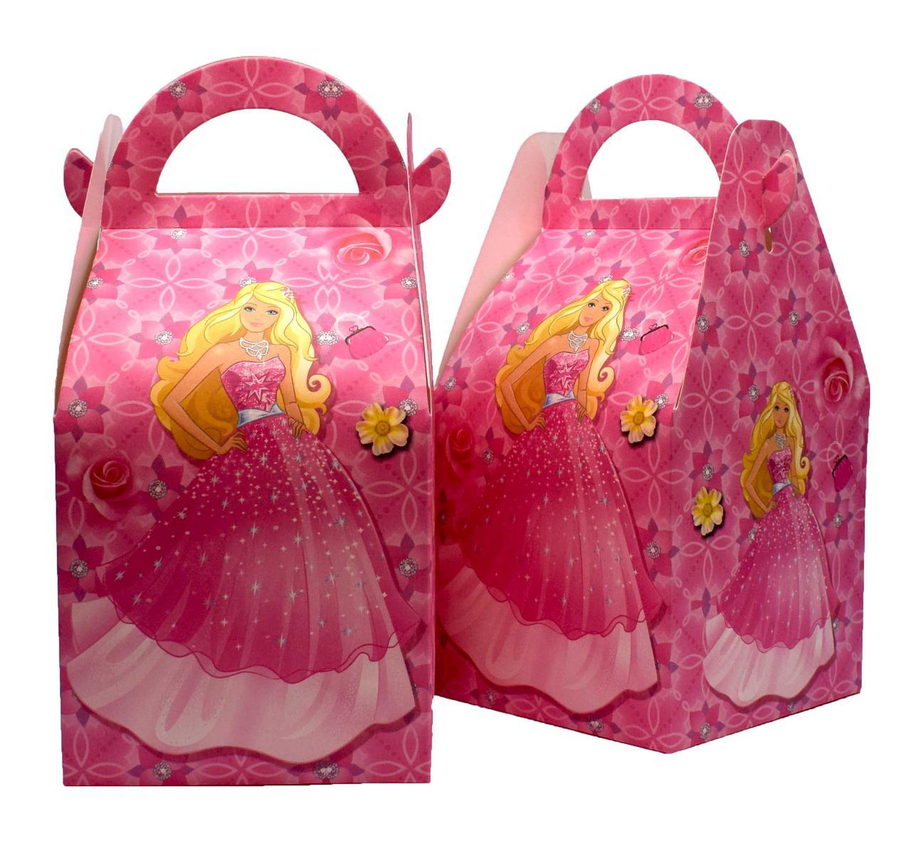 """Коробки подарочные """"Принцесса"""". В упак:6шт."""