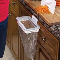 Держатель для мусорного пакета Attach-t-Trash