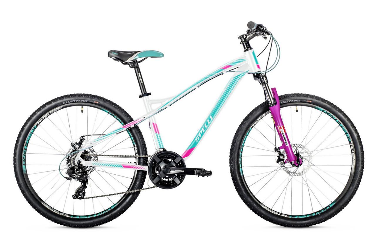 Велосипед 26 Spelli SX-3200 Lady 2018