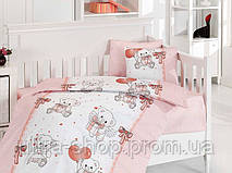 """Детское постельное белье в кроватку """"Baby bear"""" Турция First choice"""