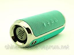 JBL FLLP3+ 6W копия Flip3+, портативная колонка с Bluetooth FM MP3, мята, фото 3