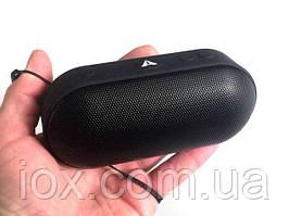 Беспроводная портативная Bluetooth колонка L6 Черная
