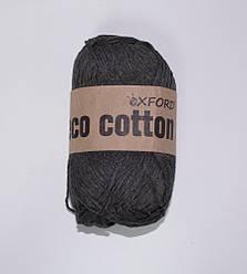 """Oxford Eco cotton """"11"""" Нитки Для Вязания Оптом древесная кора"""