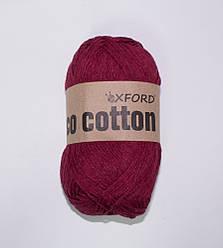 "Oxford Eco cotton ""16"" Нитки Для Вязания Оптом вишня"