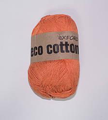 "Oxford Eco cotton ""19"" Нитки Для Вязания Оптом желток"