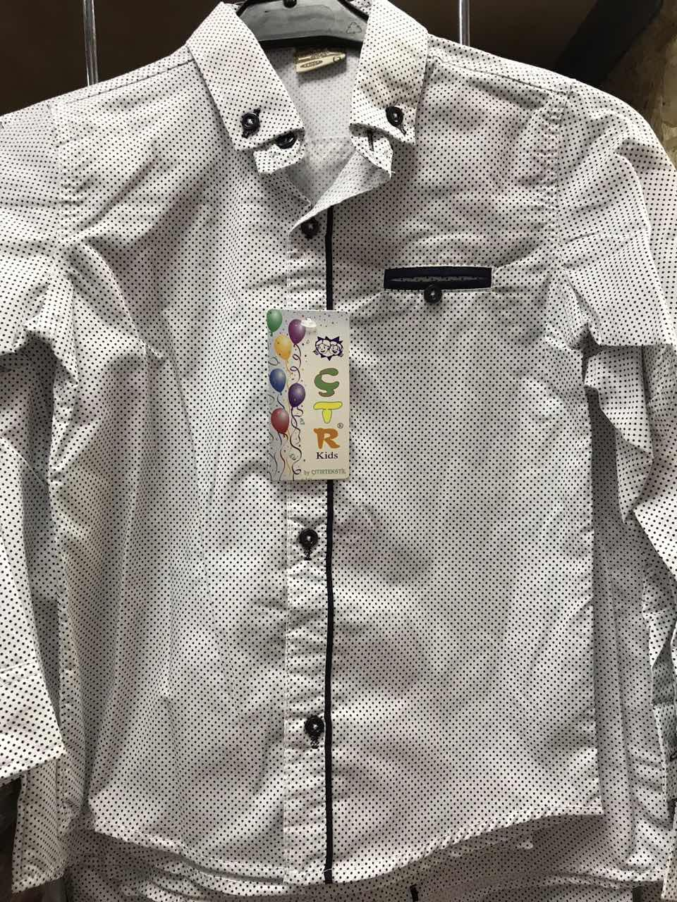 Детская рубашка GTR kids