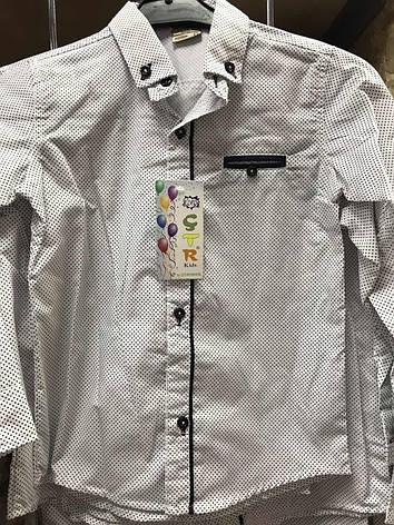 Детская рубашка GTR kids, фото 2