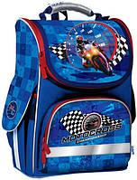Рюкзак кайт школьный Kite Motocross K18-501S-4