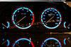 Шкалы приборов для Honda Accord 1993-1998