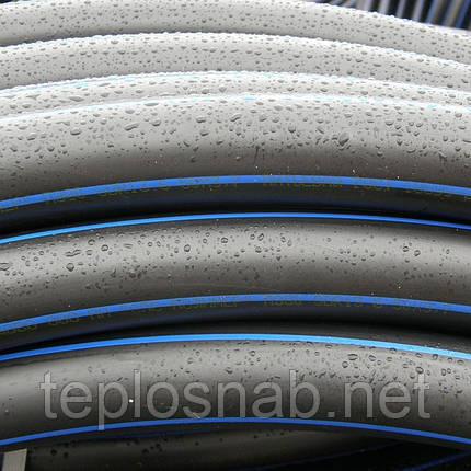 Труба полиэтиленовая водопроводная 25 х 2,3 мм 10 атм., фото 2