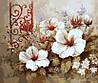Картина по номерам MENGLEI Китайская роза (MG298) 40 х 50 см