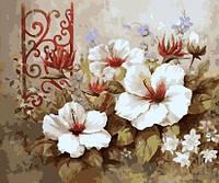 Картина по номерам MENGLEI Китайская роза (MG298) 40 х 50 см, фото 1