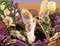 Картина по номерам MENGLEI Волшебный поцелуй  (MG504), фото 1