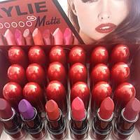 Упаковка матовых помад Kylie 24 шт/уп