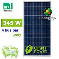 Солнечная батарея Chint Astronergy CHSM6612P 345 W 4BB поликристаллическая, фото 1
