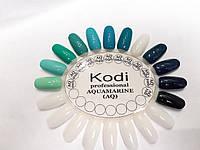 """Палитра Kodi Aquamarine """" aq"""", 8 мл."""