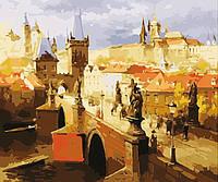 Раскраска по цифрам BABYLON Злата Прага худ. Черныш Андрей (MS412), фото 1