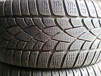 Шины б\у, зимние: 215/55R17 Dunlop 3D