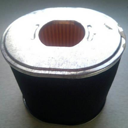 Фильтрующий элемент воздушного фильтра бумажный 188F, 190F, фото 2