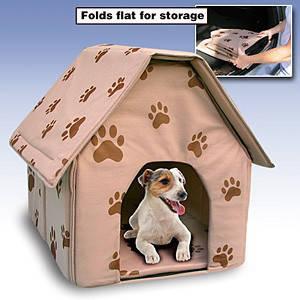 Переносная будка для собак Portable Dog House, фото 2