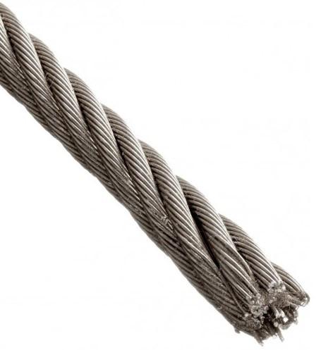 Трос стальной 2 мм Din 3055