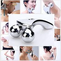 Ручной массажер для лица и тела 3 D, фото 1