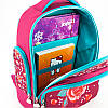Рюкзак Школьный Каркасный Kite Hello Kitty (HK18-706M)Для Младших классов (1-4), фото 9