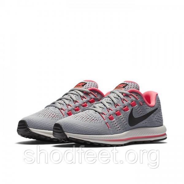 Женские кроссовки Nike Air Zoom Vomero 12 W Grey Orange