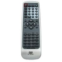 Пульт ДУ  для DVD TCL  Saturn  RD-8006T/ RD-8010