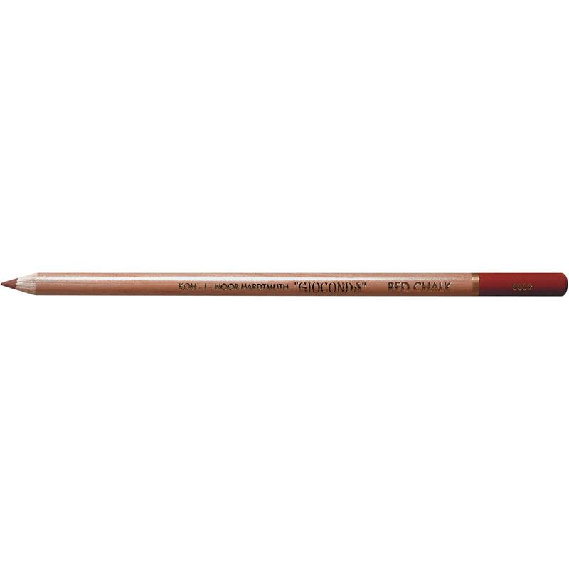 Олівець, пастель Koh-i-noor Gioconda Сепія червоно-коричнева 8802