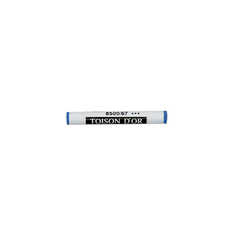 Мел пастель Toison D'or Koh-i-noor небесный синий azure blue 8500/67