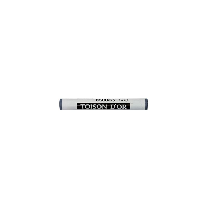 Мел пастель Toison D'or Koh-i-noor голубовато-серый темный bluish grey dark 8500/65