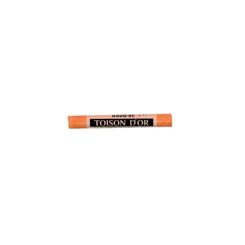 Мел пастель Toison D'or Koh-i-noor хромовый оранжевый chromium orange 8500/95