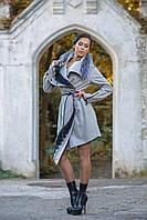 Пальто женское дизайнерское Молли, фото 1