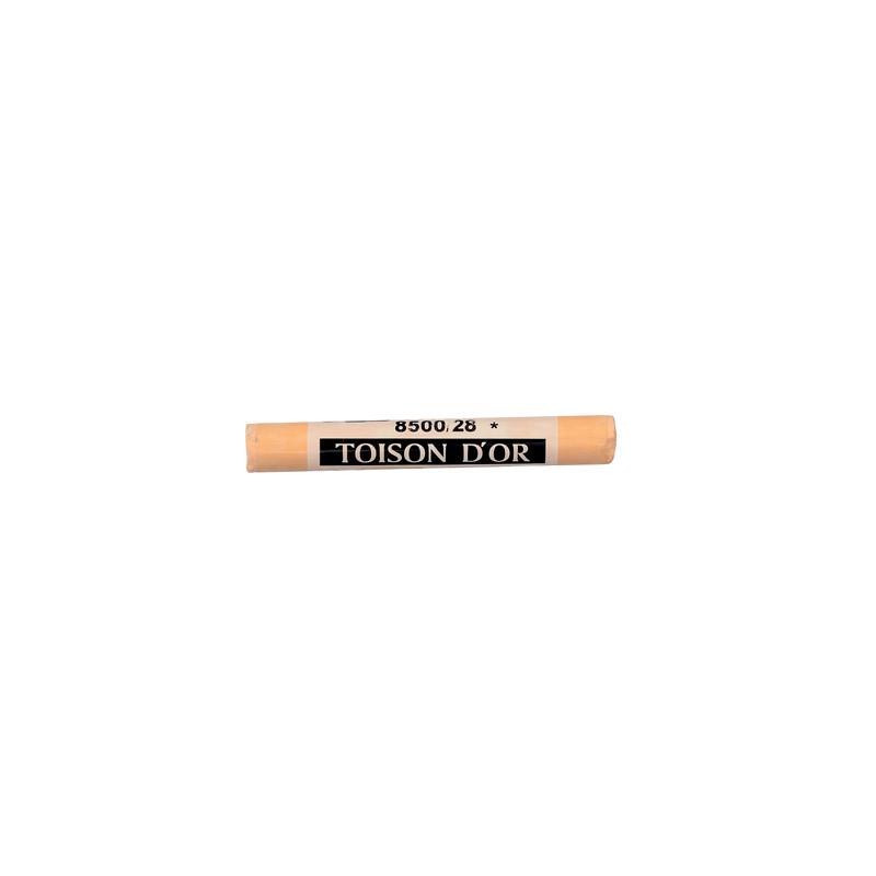 Мел пастель Toison D'or Koh-i-noor light orange светло-оранжевый 8500/28