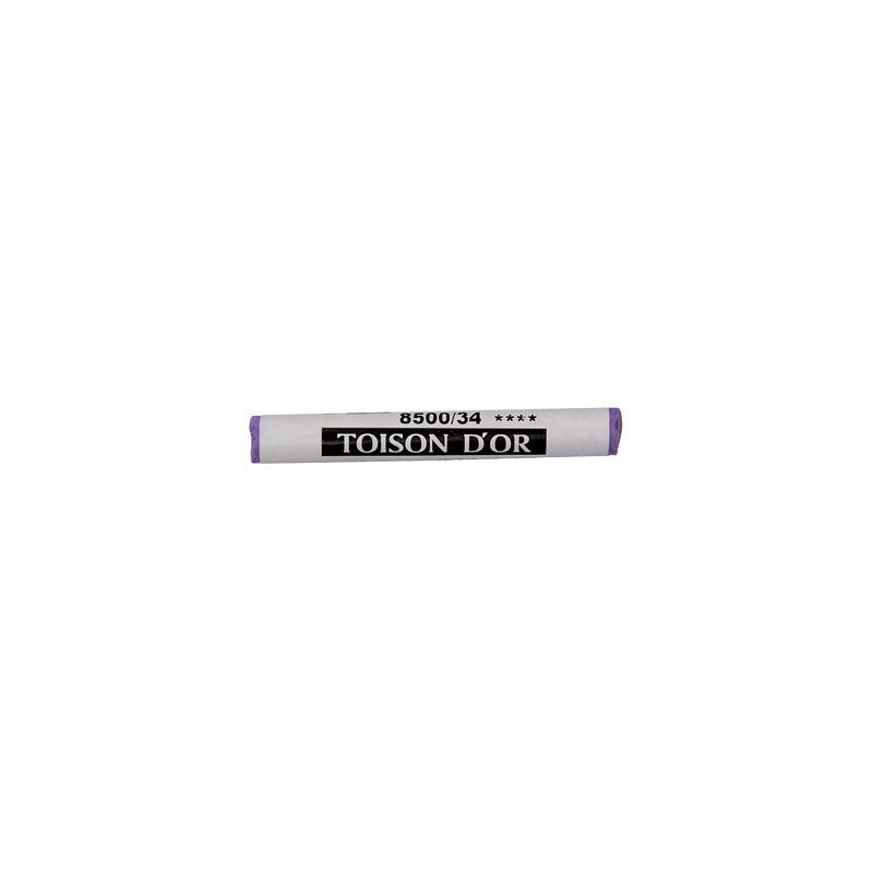 Мел пастель Toison D'or Koh-i-noor красно-фиолетовый reddish violet 8500/34