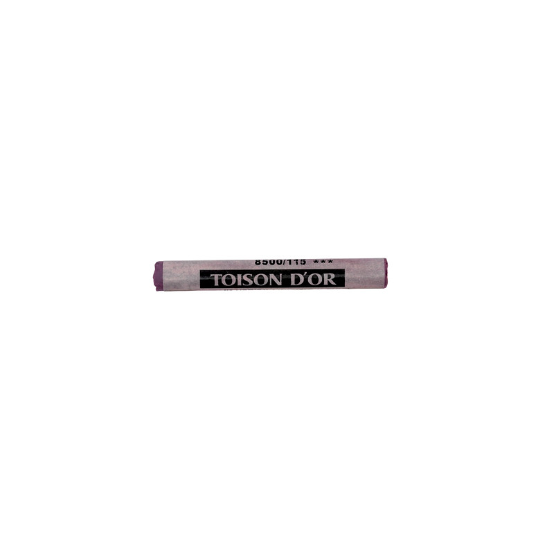 Мел пастель Toison D'or Koh-i-noor фиолетово-пурпурный темный violet purple dark 8500/115