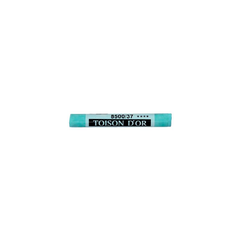 Мел пастель Toison D'or Koh-i-noor голубовато-зеленый светлый viridian green light 8500/37
