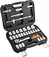 Набор торцевых головок Neo Tools 08-662 (32 шт)